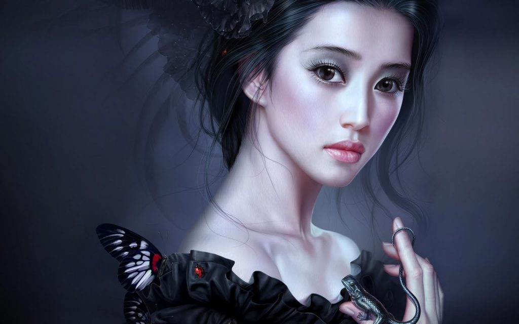 Fantasy Girls Hd Wallpapers 528