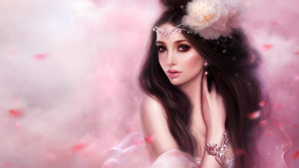 Fantasy Girls Wallpapers 858