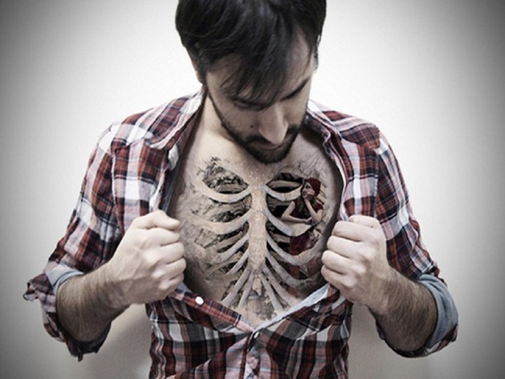 New Chest Tattoos For Men Wallpaper 777 1